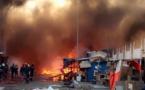 Petersen: Le marché encore ravagé par un incendie !