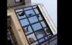 Le tribunal de Guédiawaye saccagé par les manifestants
