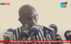 [DIRECT] Suivez la conférence de presse du Médiateur de la République, Me Alioune Badara Cissé