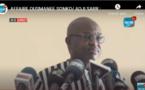 Alioune Badara Cissé, médiateur de la République : « Arrêtez de menacer les jeunes et de les terroriser, ça ne passe pas »