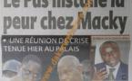 A la Une du Journal Rewmi du jeudi 25 Avril 2013