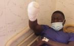 Cheikh Diouf obtient la liberté provisoire