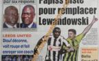 A la Une du Journal Waa Sports du lundi 29 Avril 2013