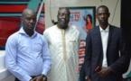 PHOTOS / En visite de remerciements: Boubacar Sèye, Horizons Sans Frontières loue le travail remarquable de Leral TV
