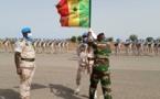 PHOTOS/ Installation du nouveau Cemga: Le Commando Cheikh Wade prend les rênes de l'armée !