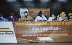 Mamadou Kassé réunit la jeunesse de Tambacounda autour de la table