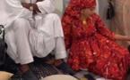 L'anniversaire royal de Pape Ali Gueye Myna Distribution en compagnie de ses épouses.