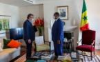 Audience avec SEM Pierre Yves Jeholet : Un accord de co-production cinématographique signé entre la République du Sénégal et la Communauté Française de Belgique