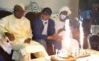 VIDEO - Youssou Ndour et Cie fêtent l'anniversaire de son père Elimane Ndour