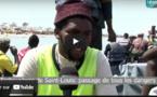 Embouchure de Saint Louis: Passage de tous les dangers...
