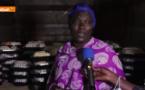 """Sokhna Aïda Diallo offre un important """"berndé"""" à l'hôpital de Mbour Tefess, ainsi que les riverains et passants"""