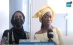 Visite de l'entreprise IMPACK de Youssou Ndour: Aby et Ngoné, ses sœurs, marquent l'événement de leur présence
