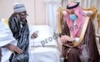 Touba: Youssouf Gazzar en visite chez Serigne Mountakha Bassirou Mbacké