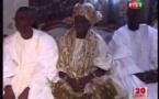 Macky Sall reçu à Yoff par le Khalif général des Layennes