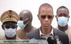 Diagnostic des travaux du Port Minéralier-Vraquier de Sendou: Le ministre Alioune Ndoye se réjouit des avancées, mais des défis demeurent