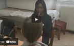 VIDEO - Coumba Gawlo Seck en séance de rééducation pour retrouver sa voix