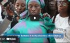 Action de grâce: Distribution de denrées alimentaires à Guinaw Rail Sud