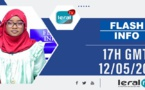 FLASH INFOS -17H GMT DE CE 12/ 05/ 2021 - PR: MARIAMA SYLLA DIOUF