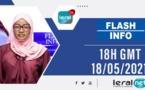FLASH -INFOS -18H GMT - CE 18/ 05/ 2021 - PR: MARIAMA  SYLLA DIOUF