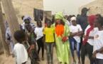 Défense des droits de Adji Sarr: Helène Françoise Gaye mobilise une impressionnante foule (Photos)