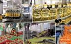 Industrie: La production indistruelle a augmenté en Avril de 31,3%