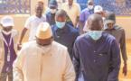 Tournée économique: Visite surprise de Macky Sall à l'Espace Sénégal Services de Podor