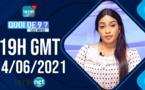 QUOI DE 9 ? LES INFOS 19H GMT - CE 14 / 06 /2021 - PR: FATIMA KOULIBALY- #LERALTV