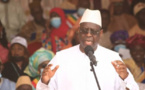 Macky Sall à Boké Dialloubé: « Nous ne sommes pas en campagne électorale puisque majoritaires à Podor »