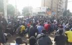 Chaudes manifestations à Fatick : s'estimant victimes d'une discrimination, ce qu'exigent les étudiants de l' USSEIN…