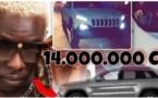 Découvrez la nouvelle voiture de 14 millions FCfa de Ngaaka Blindé (Vidéo)
