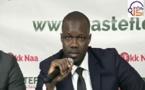 Ousmane Sonko: Je vous ai bien écouté́ hier…Le remède proposé n'est pas le bon (Fallou Gaye)