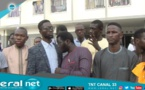 """Les étudiants de l'USSEINS en colère contre le Ministre Cheikh Oumar HANN: """"dafa teulé..."""" et salue le geste du Dr Cheikh KANTE"""