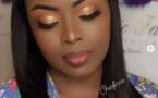 Make-up: La nouvelle mariée Lala de la série MHM, sublime et méconnaissable (Photos)
