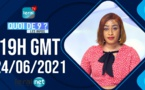 🔴QUOI DE 9 ? LES INFOS 19H GMT - CE 24 / 06 /2021 - PR: FATIMA COULIBALY- #LERALTV