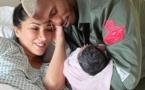La copine de Keïta Baldé devient maman pour la deuxième fois (Photos)
