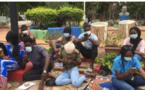 Ucad: Les étudiants exclus suspendent leur grève de la faim, afin de...