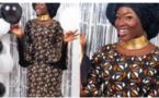 """Anniversaire: Diarra de la série """"Infidèles"""", dans de magnifiques tenues africaines (Vidéo)"""