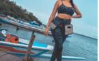 """Miss Touré de la série """"Mœurs"""" profite à fond de ses vacances aux Iles du Saloum (Photos)"""