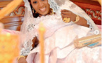 Mariage: Parure en or, robe de classe, la styliste Mouna Création devient Mme Ndiaye
