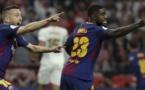 Le FC Barcelone lance l'opération grand pardon pour Samuel Umtiti