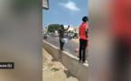 Route de l'Aéroport Léopold Sédar Senghor bloquée: Des manifestants réclament de l'eau