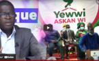 Yewwi Askan Wi: Babacar Abba Mbaye précise et menace les détracteurs de la coalition