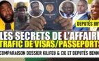 Leeral Ci Mbiru Trafic Visas Yii : Kilifeu/Simon ak Députés Benno Bokk Yakaar Yii (XALAAT TV)