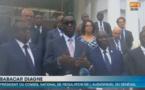 Régulation des médias en ligne: Babacar Diagne préside un colloque international à Abidjan