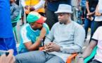 Pape Makhtar Diallo en flagrant délit de ....