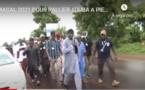 VIDEO/ Grand Magal de Touba: Talla Sylla à pied pour  rallier Touba