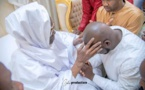 Magal 2021 : le promoteur Abdoul Aziz Ndiaye reçu par Serigne Mountakha Mbacke