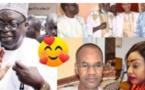 Al Khayri: Les images du mariage de Mamadou Ibra Kane et de la fille du Khalife Thierno Madani Tall