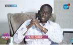 Video-LERAL PEOPLE/ Duo avec Wally Seck , ses tournées à L'etranger , .. : Pape Diouf se prononce