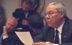 Colin Powell, secrétaire d'État sous George W. Bush est mort
